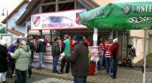 VfB-Stand bei Faschingsumzug
