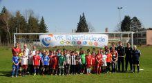 VR-Talentiade beim VfB eine runde Sache !
