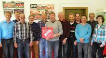 BFV-Präsident Ronny Zimmermann beim VfB !